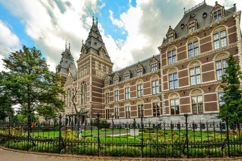 Rijksmuseum Amsterdam Museum-Netherlands-2127625-P