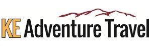 KE adventure travel logo
