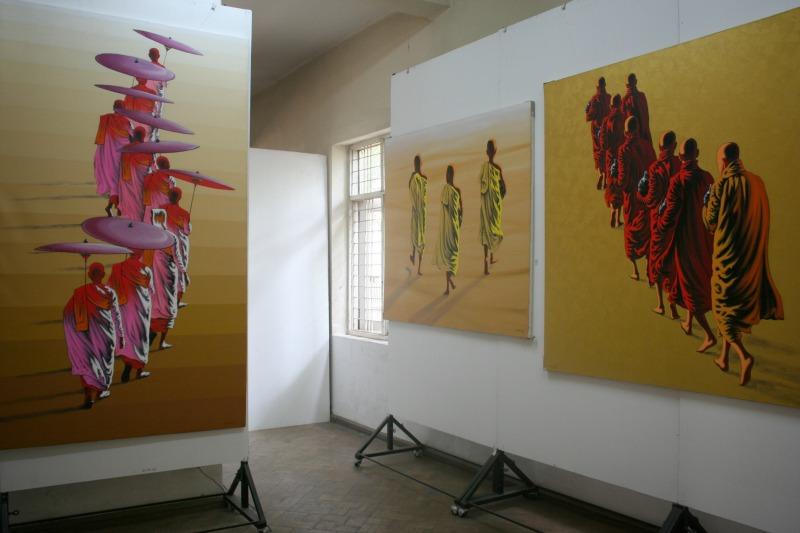 Burma Art Gallery
