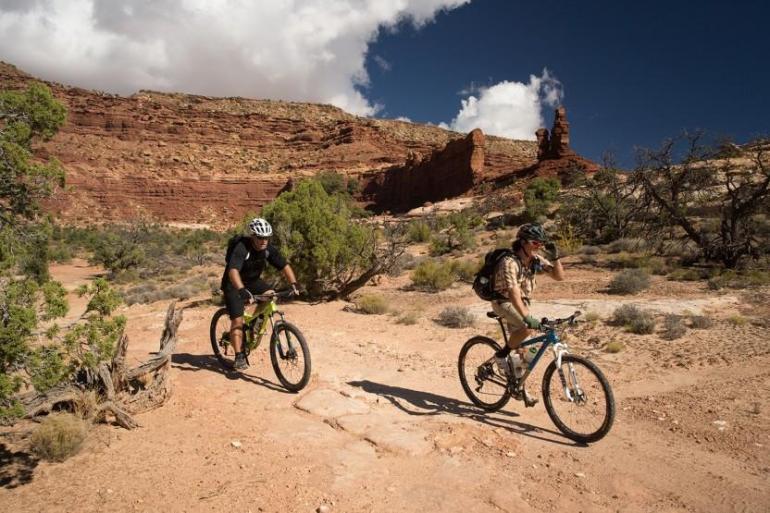 The Maze 6 Day Mountain Bike Trip tour
