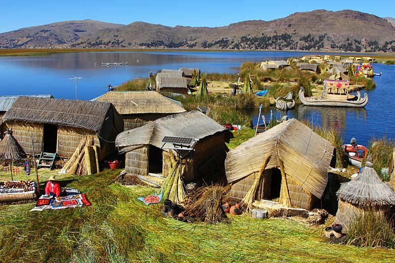 La Paz Lima Peru & Bolivia Explorer Trip