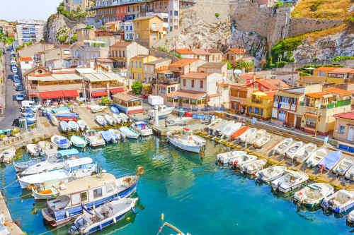Paris & the French Riviera by Rail tour