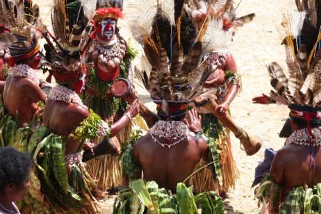 Papua New Guinea Adventure tour
