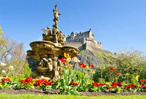 Royal Edinburgh tour