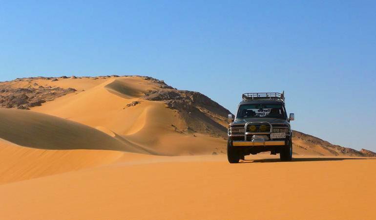 Egyptian Desert Safari tour