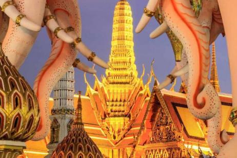 Treasures of Thailand with Cambodia 2017 tour