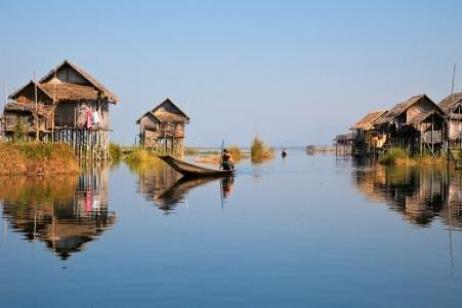 Magical Myanmar tour