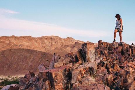 Desert Tracker 19 Day tour
