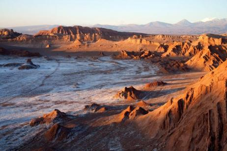 Discover Chile tour