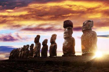 Santiago, San Pedro de Atacama & Easter Island tour