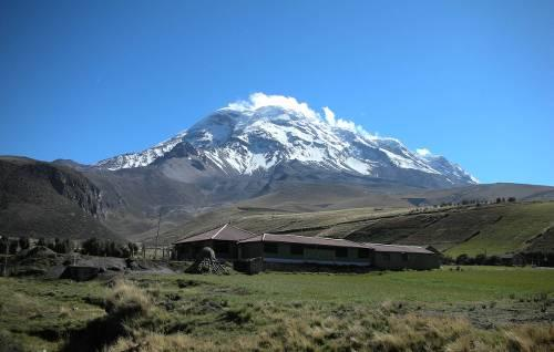 Summits of Ecuador tour