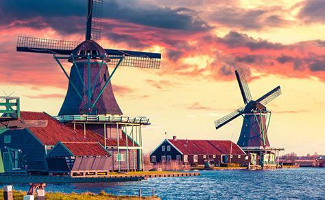Amsterdam Basel Remarkable Rhine & Historic Holland Trip