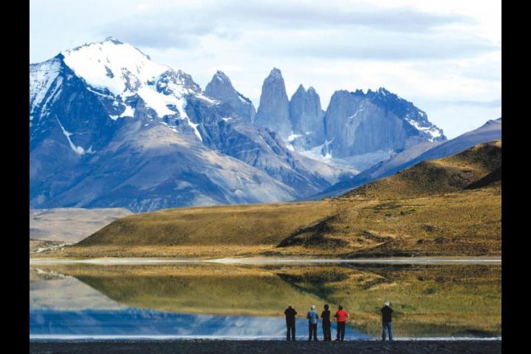 Torres del Paine National Park Ushuaia Adventures In Patagonia + Iguazu Extension Trip
