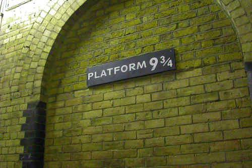 Harry Potter Experience tour