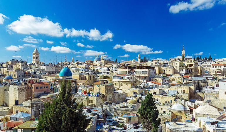 Jerusalem City Break tour