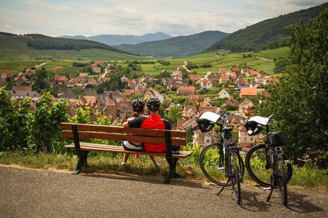 Alsace Self-Guided Biking tour
