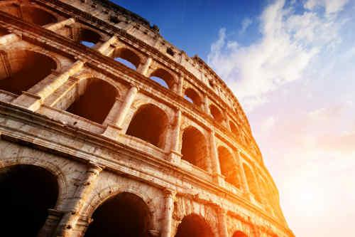 From Rome to London tour