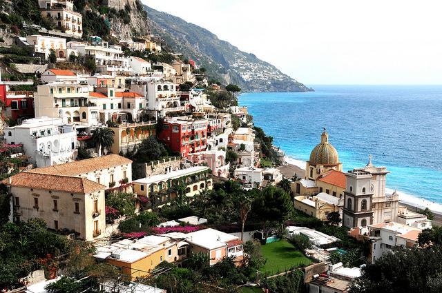Capri to Positano Walking tour