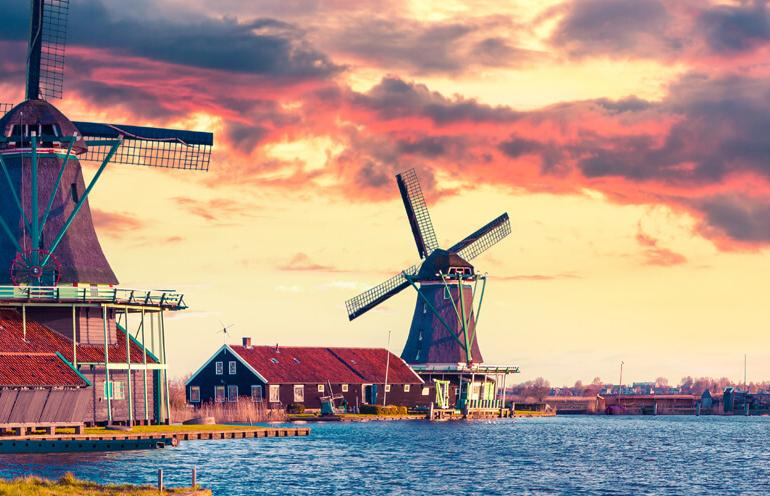 Remarkable Rhine & Historic Holland tour