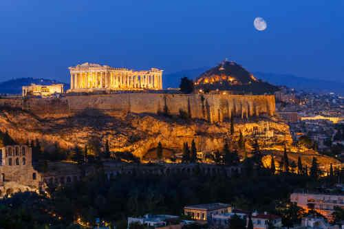 Ancient Greek Cities & Island Explorer tour