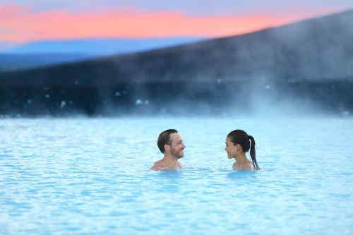 Iceland Nature & Wellness Spa Getaway tour