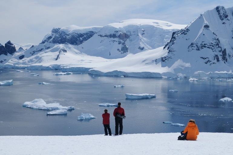 Antarctica & Patagonia