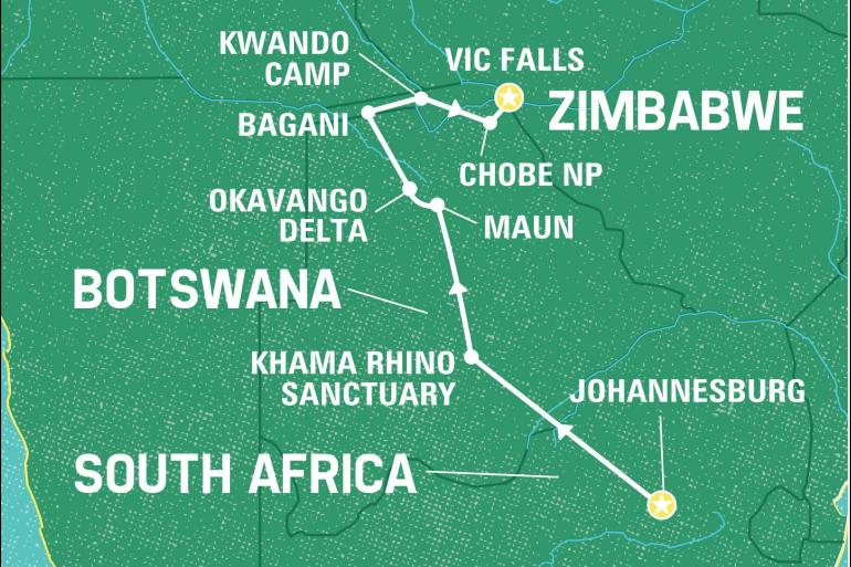 Cultural Culture Journey through Botswana package