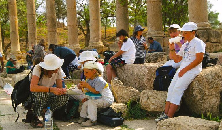 Amman Bethlehem Jordan Family Adventure Trip
