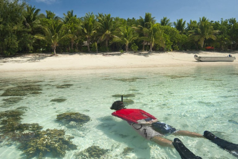 Family Friendly Adventure & Adrenaline Belize – Caribbean Manatee Adventure package