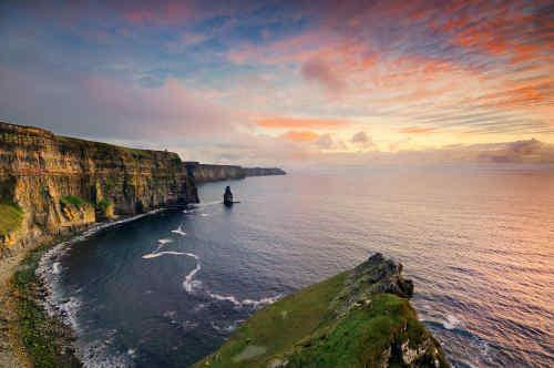 Introduction to Ireland tour