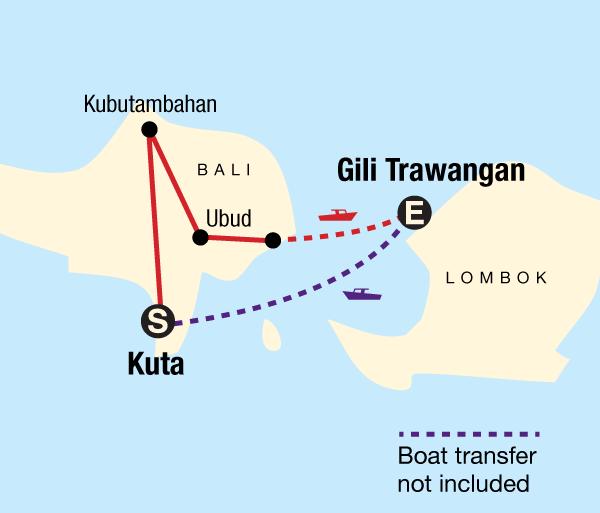 Bali Ubud Bali on a Shoestring Trip