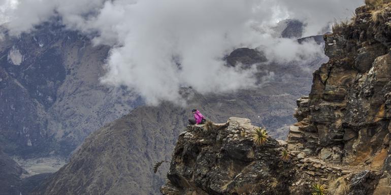 Choquequirao to Machu Picchu Trekking tour