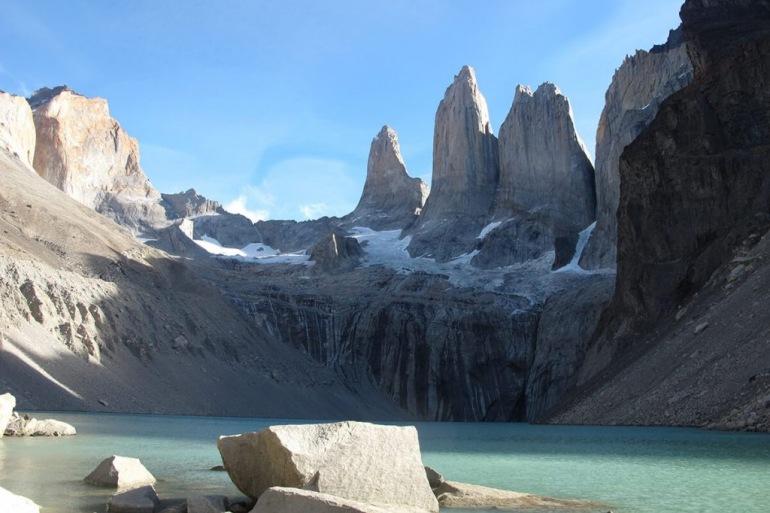 Massive view of Torres-del-paine-Chile-p