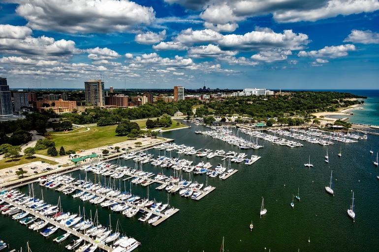 Milwaukee Wisconsin Urban city-United States-1808694-1920-P