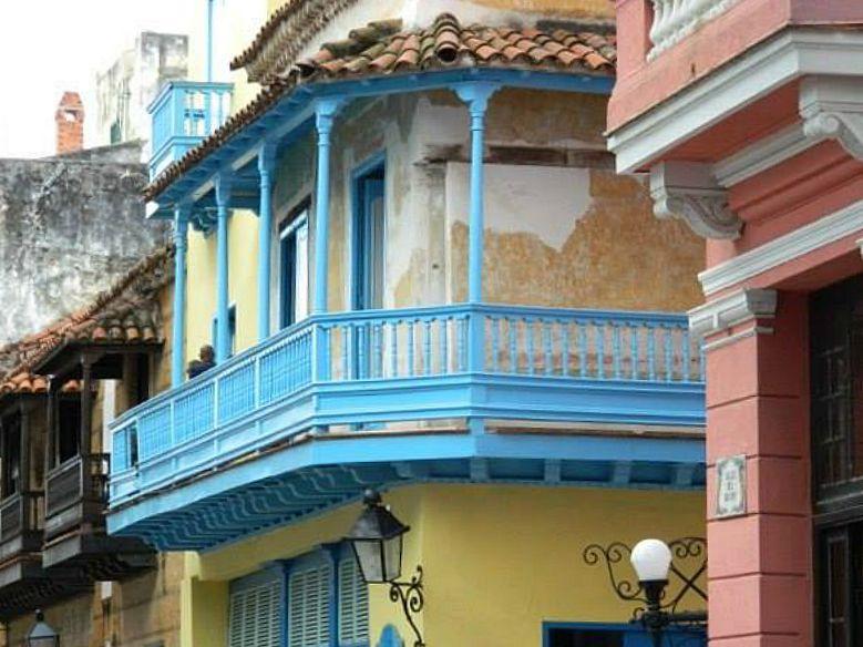 Old Buildings in Cuba