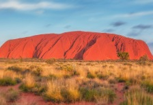 Top Australia tour attraction, Uluru Ayers Rock