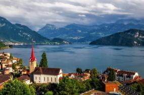 Switzerland E-Biking tour