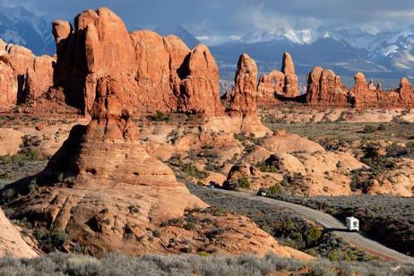 Canyon Country & Coasts – Las Vegas to San Francisco tour