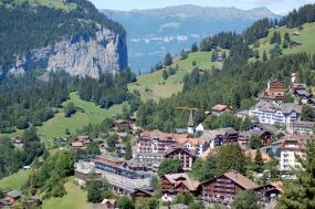 Self-guided Jungfrau + Matterhorn tour