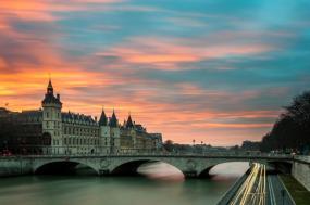 The Seine: Paris to Normandy tour