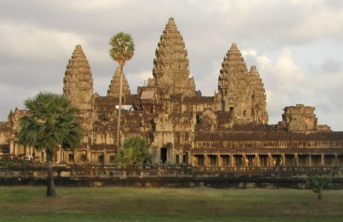 Cruising the Mekong: Indochina and Angkor Wat