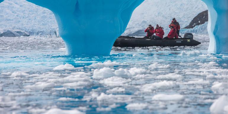 Spirit of Shackleton tour