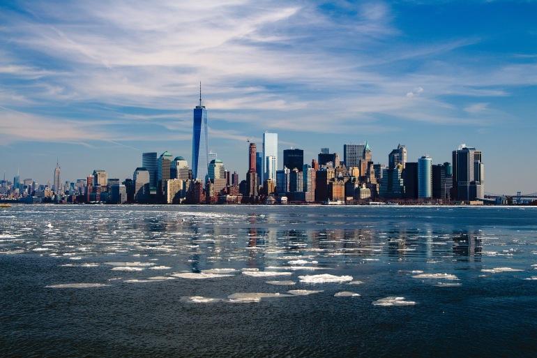 Awesome Skyline-New york-668616-P