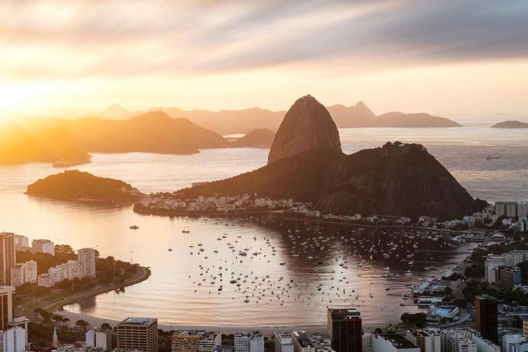 South America Landscapes tour