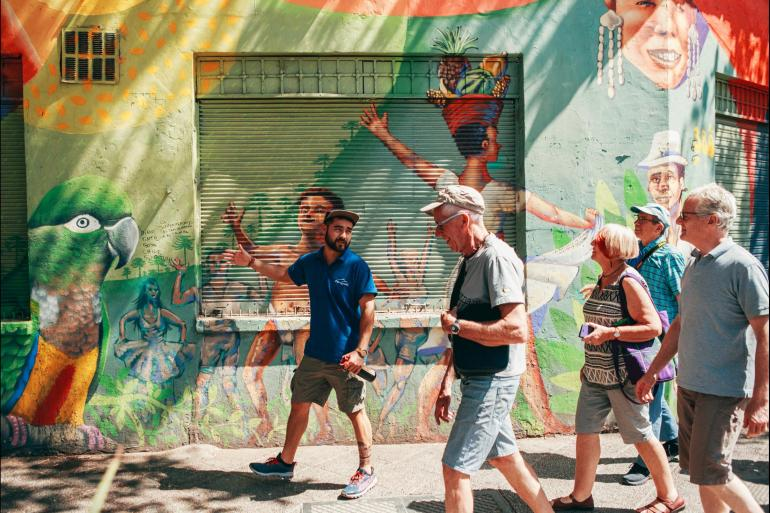 Cultural Culture Buenos Aires Experience – Independent package