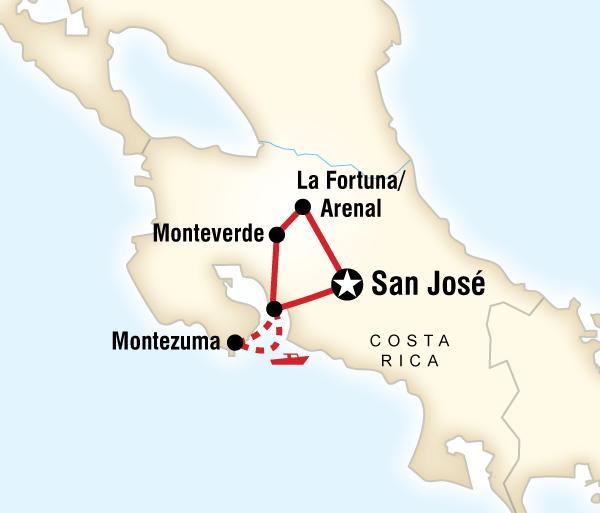 Transformative Culture Volunteer Costa Rica package