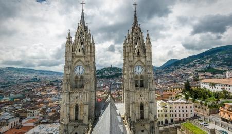 Taste of Ecuador tour