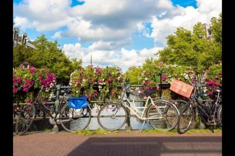 Self-Guided Cycling Amsterdam to Bruges tour