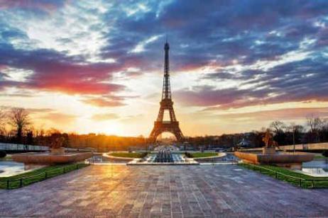 Paris, London & Amsterdam by Rail tour