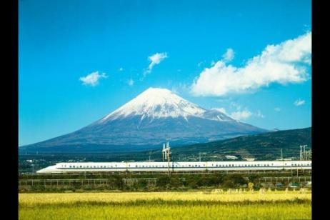 Shogun Trail tour
